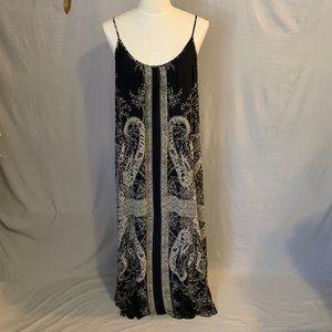 Express Maxi Black Dress - Medium